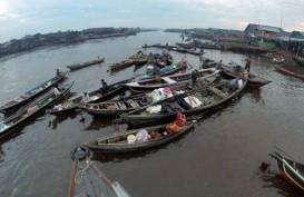 Atasi Genangan di Banjarmasin, Sungai Bakal Dikeruk