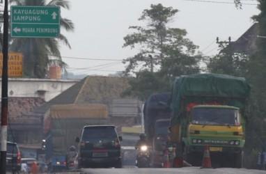 Perbaikan Jalan Lintas Timur Sumatra Dipercepat