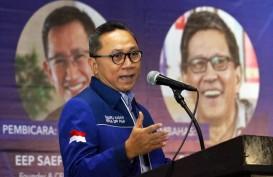 Rekapitulasi KPU: PDIP Gagal di Sumbar, PAN di Jateng