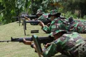 Prajurit TNI AD Dapat Serifikat Kompetensi Konstruksi