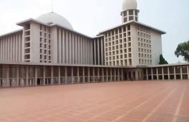 Kurang Terawat, Alasan Masjid Istiqlal Direnovasi