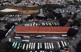 Terminal Kampung Rambutan Siapkan Ruang Publik Ramah Anak