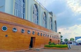 Ngabuburit di Masjid Kapal Semarang
