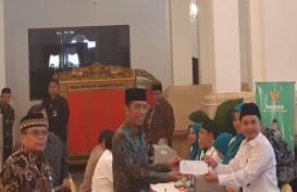 Serahkan Zakat, Presiden Jokowi Ingin Pengelolaan Terintegrasi Secara Digital