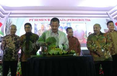 Semen Baturaja (SMBR) Bagi Dividen Rp18,97 Miliar