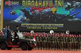 Buka Puasa Bersama Keluarga Besar TNI-Polri, Presiden Jokowi : THR Paling Lambat Akhir Bulan Ini