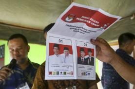Jokowi-Ma'ruf Unggul 508.997 Suara di Papua Barat
