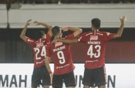 Hasil Liga 1 : Bali United & Kalteng Putra Awali Kemenangan
