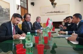 Italia Komitmen Tingkatkan Nilai Perdagangan dengan Indonesia