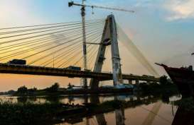 PascaTawuran, Jembatan Siak IV Sudah Dibuka Kembali