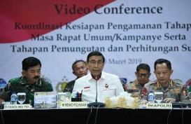 5 Berita Terpopuler, Wiranto Ancam Bagi yang Ngomong Macem-macem ke Polisi dan Bawaslu Buktikan KPU Bersalah