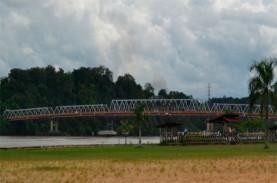 Menteri PUPR Janji Segera Bangun Jembatan Kembar di…