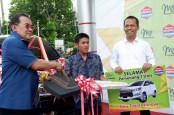 Rutin Pakai BBM Non Subsidi, Warga Banjarmasin Raih Mobil dari Pertamina