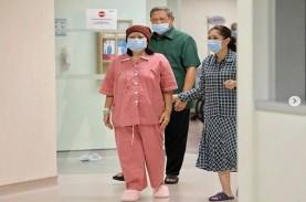 Ani Yudhoyono Dapat Dukungan Doa dari Keluarga Mantan…