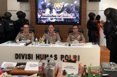 68 Teroris yang Ditangkap Densus 88 Berencana Meledakkan Bom pada 22 Mei