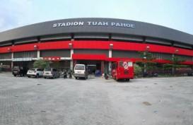 Stadion Tuah Pahoe Palangka Raya Rampung Juli 2019
