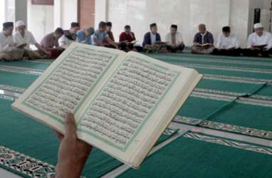 Generasi Muda Kediri Didorong Senang Kunjungi Masjid