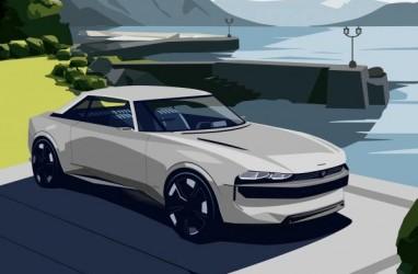 Peugeot e-Legend Concept : Mobil Ikonik, Otonom, Tak Monoton