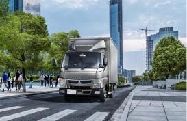 Mitsubishi Fuso Luncurkan Model 2019 Truk Ringan Canter, Usung Fitur Canggih