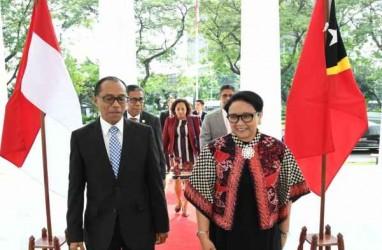 Menlu Timor-Leste ke Jakarta Bahas Negosiasi Perbatasan dan Peningkatan Kerja Sama