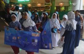 KLHK Kampanye Puasa Bersih Sampah Plastik di Rest Area Cibubur