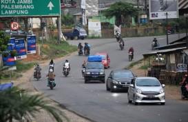 Kerusakan Lintas Timur Sumatra di Sumut-Sumbar Dikeluhkan