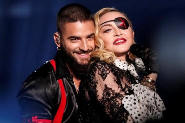 Madonna. - Reuters/Mario Anzuoni