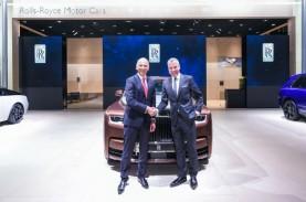 Rolls-Royce Rayakan Sukses Besar di Shanghai Motor…
