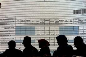Situng KPU Dekati 90 Persen, Jokowi-Ma'ruf Unggul…