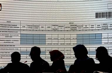 Situng KPU Dekati 90 Persen, Jokowi-Ma'ruf Unggul Selisih 15,7 Juta Suara