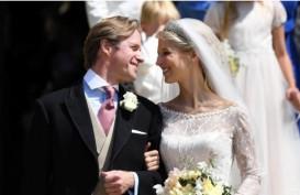 Pangeran Harry Hadiri Pernikahan Keluarga Kerajaan di Windsor Castle