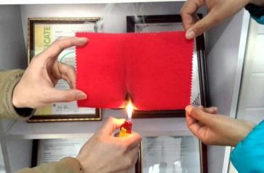 Diserbu Produk Impor, Asia Pacific Fiber Tingkatkan Produksi Benang Anti-Api