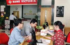 Bank Victoria Tambah Modal Rp100 Miliar