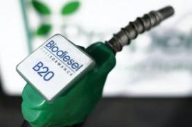ESDM Kaji Pemanfaatan Tangki Minyak Simpan FAME Biodiesel