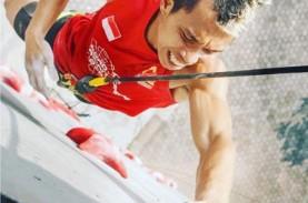 10 Atlet Panjat Tebing Disiapkan ke Olimpiade 2020…