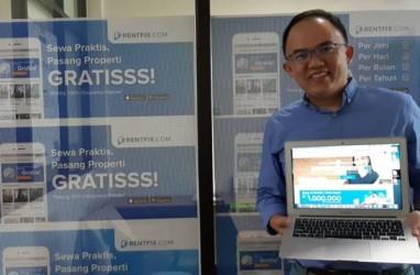 Rentfix.com Tawarkan Bayar Sewa & Kredit Properti Secara Online