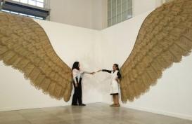 Pameran Wing Things di Galeri Nasional Sajikan Spot Instagramable