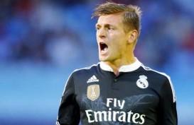 Dikira Bakal Pergi, Toni Kroos Malah Perbarui Kontrak di Real Madrid