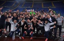 Hasil Liga Italia : Lazio Gagal ke Liga Europa, Bologna Bertahan di Serie A