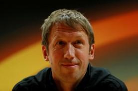 Graham Potter Pengganti Chris Hughton di Brighton…