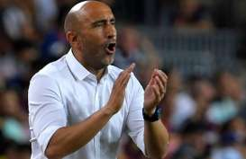Abelardo, Eks-Bek Barcelona, Tinggalkan Pos Pelatih Alaves