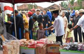 Pemkot Bandar Lampung Gelar Pasar Murah di 7 Kecamatan