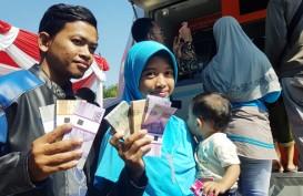 Kebutuhan Uang Lebaran Di Jatim Naik 14,8 Persen