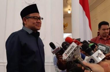 Cak Imin Temui Jokowi, Bahas Formasi Kabinet Jokowi-Ma'ruf Amin
