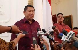Bertemu Jokowi, HT Beri Masukan Soal Peningkatan Ekonomi