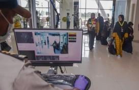 Cegah Monkeypox Merebak, Bandara Palembang Pakai Thermal Scanner