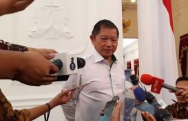 Temui Jokowi, Suharso Monoarfa tak Bahas Formasi Menteri