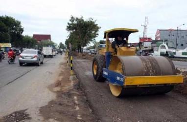 MUDIK LEBARAN : Perbaikan Jalan di Sumatra Diprioritaskan