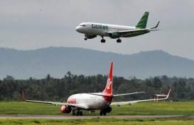 Eksodus ke Moda Lain, Pertumbuhan Penumpang Pesawat Melambat