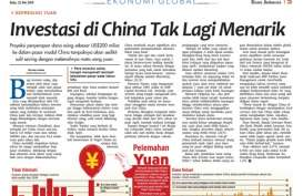 KABAR GLOBAL 22 MEI: Investasi di China Tak Lagi Menarik, Singapura Revisi Prospek Ekonomi